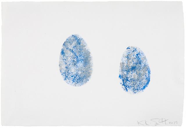 Kiki Smith, 'Eggs', 2017, Dieu Donné Benefit Auction