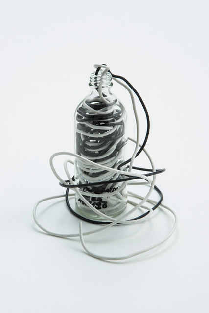 , 'The String in the Bottle No. 1130,' 1963-1985, Stephen Friedman Gallery