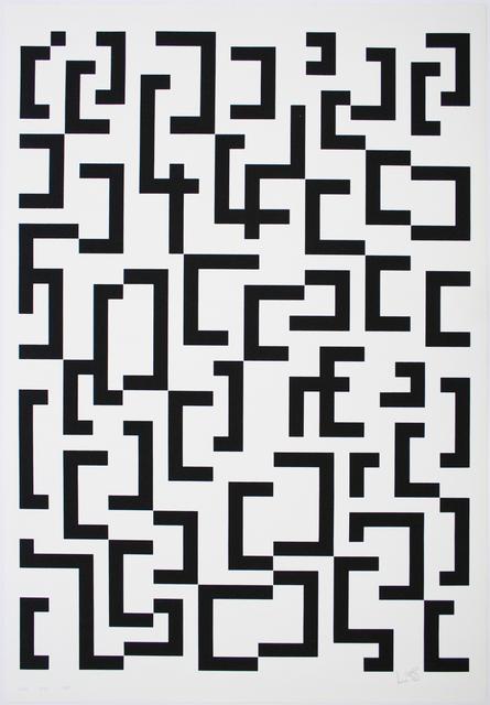 , 'Werkubersicht/Work-Overview D,' 1949-1987, Senior & Shopmaker Gallery