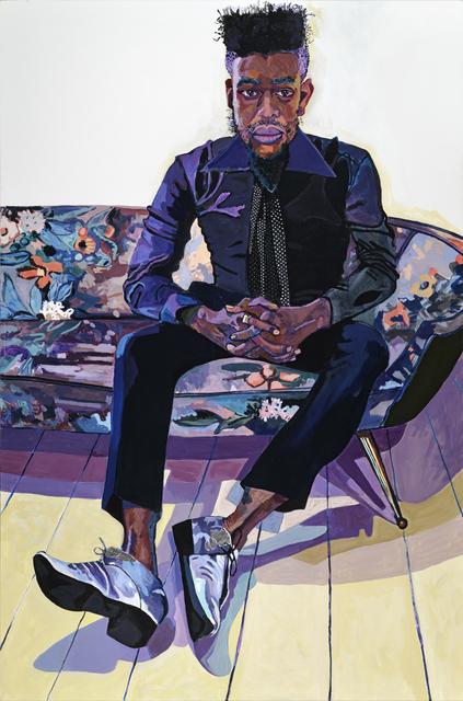, 'Rashad Walters, Barneys NY, 4th Floor,' 2016, Wally Workman Gallery