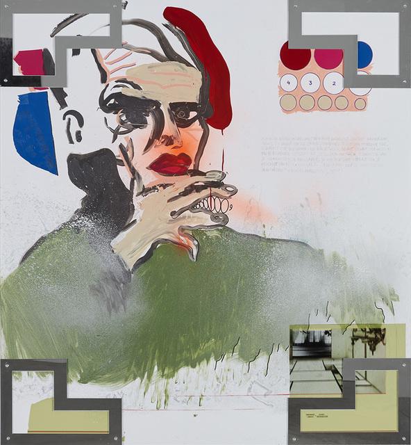 , 'Kinski,' 2018, Zeno X Gallery