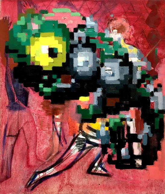 , 'Newton Green 1,' 2016, Kalashnikovv Gallery