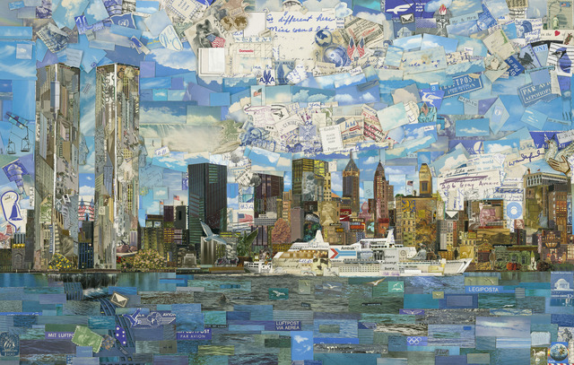 , 'New York Postcard (Postcards from Nowhere),' 2013, Sikkema Jenkins & Co.