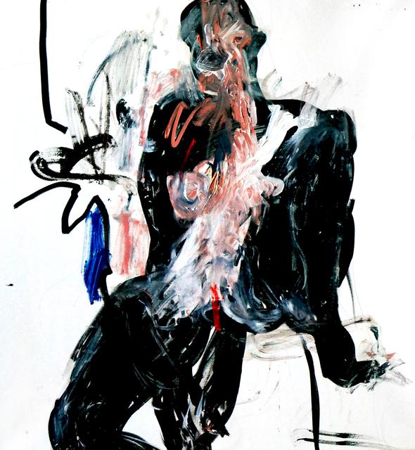 Mani Vertigo, 'Free Love', 2016, Painting, Oil on canvas, Galleri Duerr