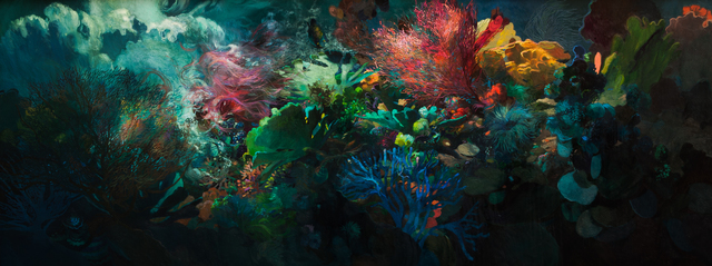 , 'Primavera de corales,' 2017, Ansorena Galeria de Arte