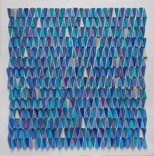 Philip Durst, 'Cone Blanket', 2019, Davis Gallery & Framing