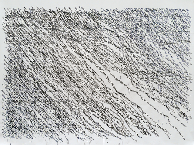 , 'Off the Grid (No 1),' 2012, KÖNIG GALERIE