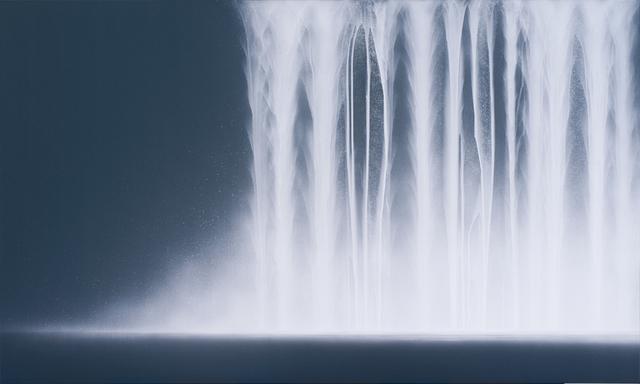 Hiroshi Senju, 'Waterfall', 2016, Sundaram Tagore Gallery