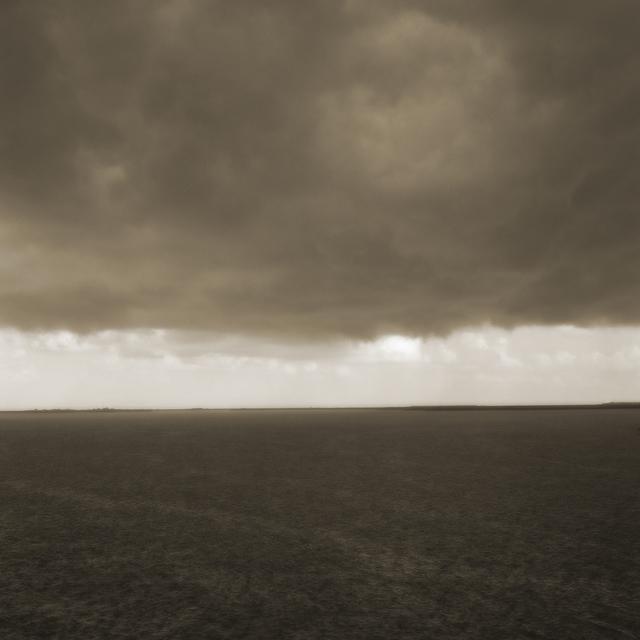 , 'Storm Clouds ,' , Paraphé