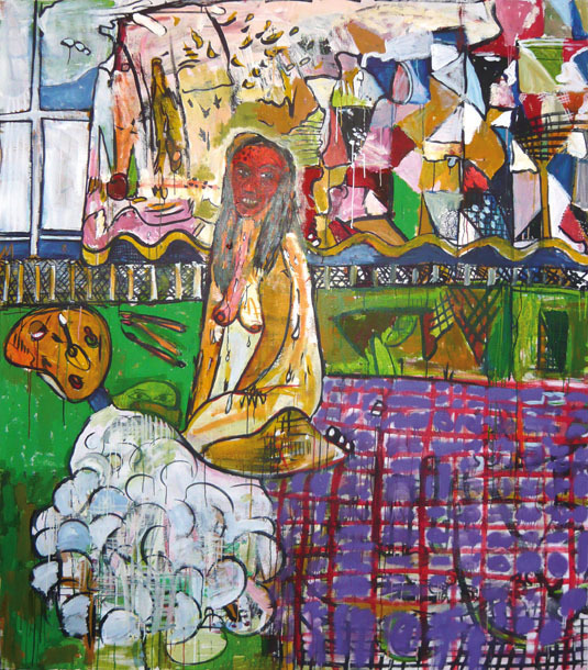, 'No Title (Woman I),' 2008, Aki Gallery