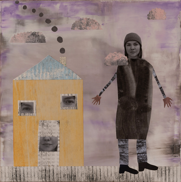 Holly Roberts, 'Leaving Home', 2018, Morpeth Contemporary