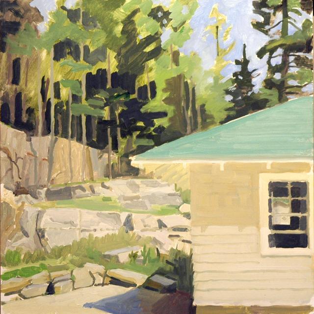 Richard Kirk Mills, 'Quarry Cottage', 2018, Blue Mountain Gallery