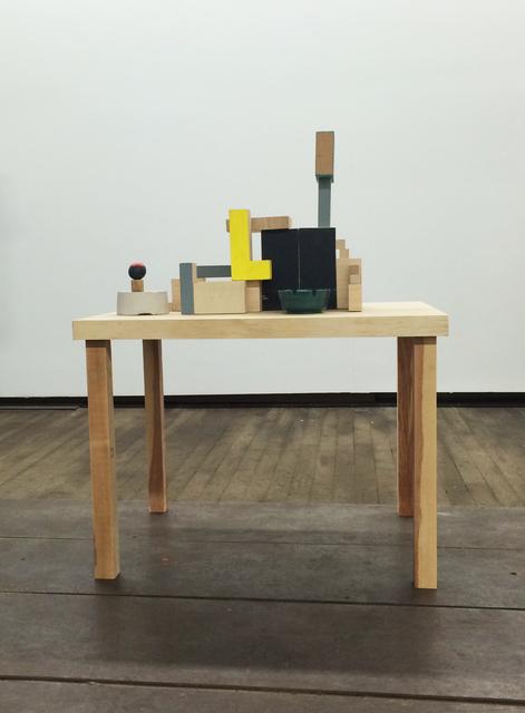 , 'Resting Postiion #1,' 2014, Nathalie Karg Gallery