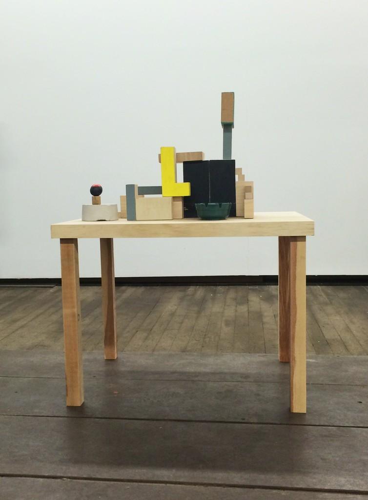 Ohad Meromi, 'Resting Postiion #1,' 2014, Nathalie Karg Gallery