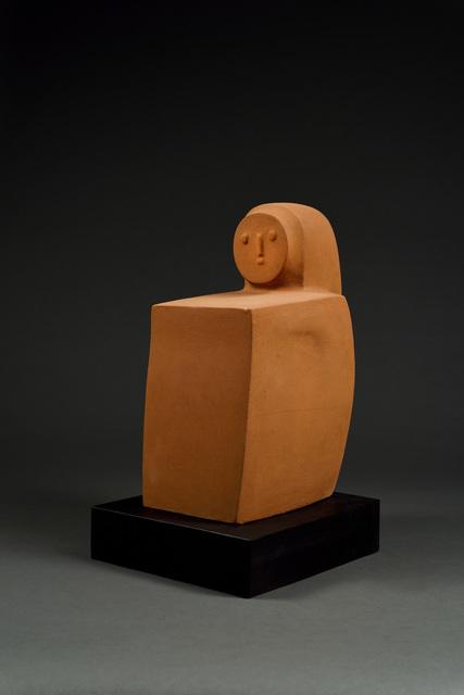 Jong-Tae Choi, 'Sitting figure', 2018, Gana Art
