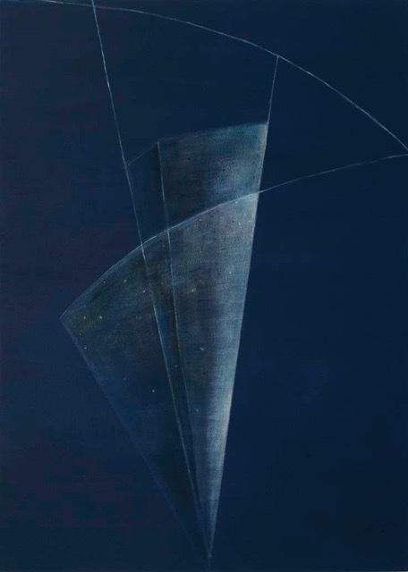 Eva Bovenzi, 'Blue #7', 2007-2010, Michael Warren Contemporary
