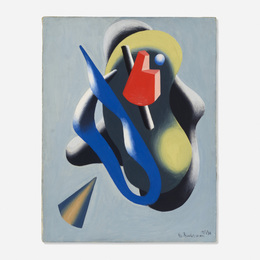 Charles Biederman, 'New York 1/36,' 1936, Wright: Art + Design (February 2017)