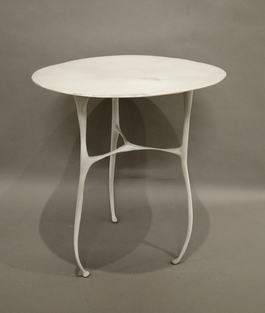 , 'Huashan Project –Round Tea Table with Three Legs,' 2014, Eli Klein Gallery