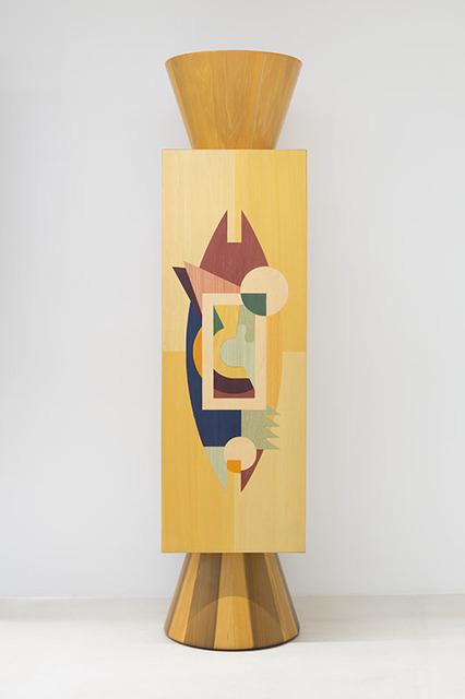 , 'Colonna Ollo,' 1980, Galerie Italienne