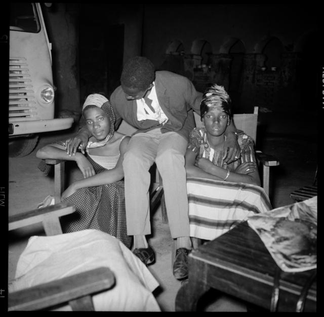 , 'Soirée entre amis,' 1964, Magnin-A
