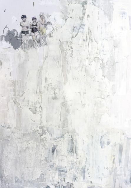 , 'La espera,' 2018, Anquins Galeria