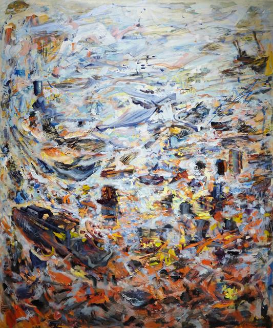 , 'Symphony of Genesis: The Second Psalm,' 2019, M Fine Arts Galerie