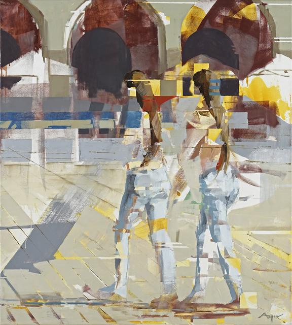 , 'Rynek 1,' 2019, Slate Contemporary