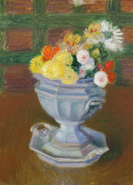 , 'Flowers in an Ironstone Urn,' , ACA Galleries