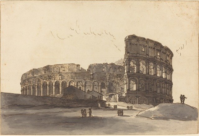 'The Colosseum', National Gallery of Art, Washington, D.C.