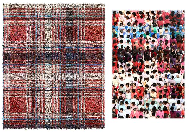 Zhang Bojun, 'We 12 [我们 12]', 2015, OFOTO&ANART
