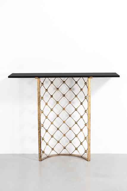 , 'Jean Royère Tour Eiffel Console,' 1960, Galerie Patrick Seguin