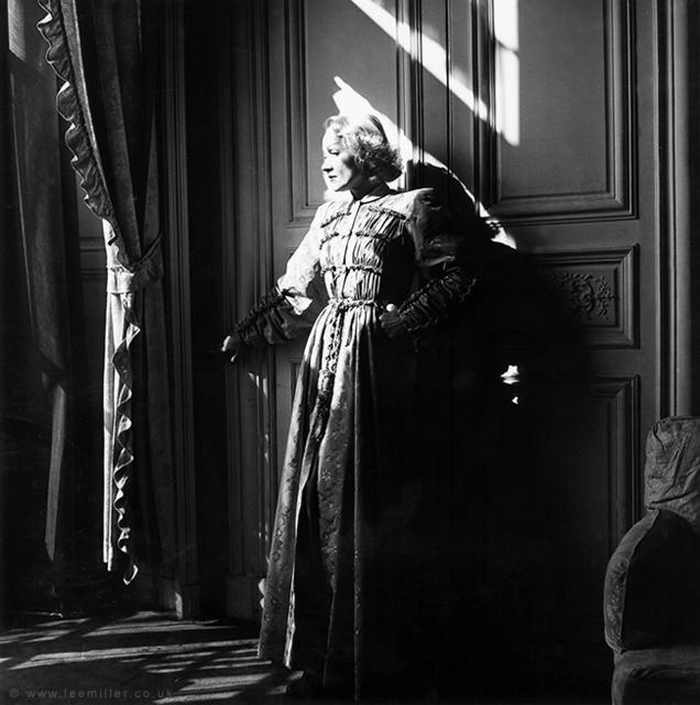 , 'Marlene Dietrich in Paris,' 1944, °CLAIR Galerie