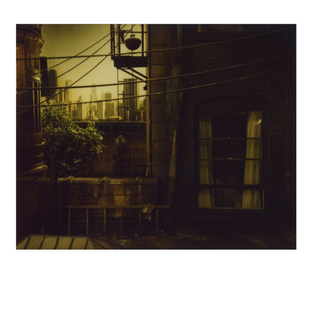 , 'During Mad Dog and Glory, Chicago,' 1991, Ed van der Elsken Archives