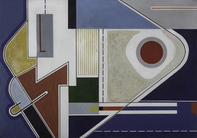 , 'Sin título,' 1950, Museo de Arte Contemporáneo de Buenos Aires
