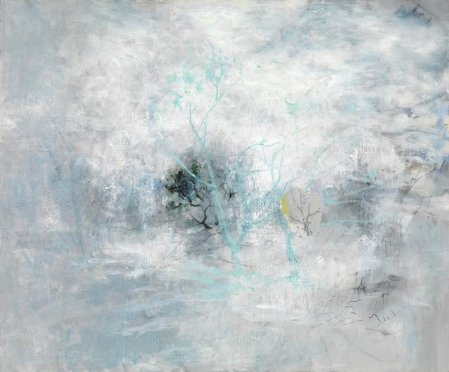 , 'Ein Baum hinter einer Mauer,' 2013, carlier | gebauer