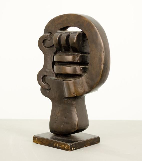 , 'Keyhead IV,' 1967, Gallery Jones