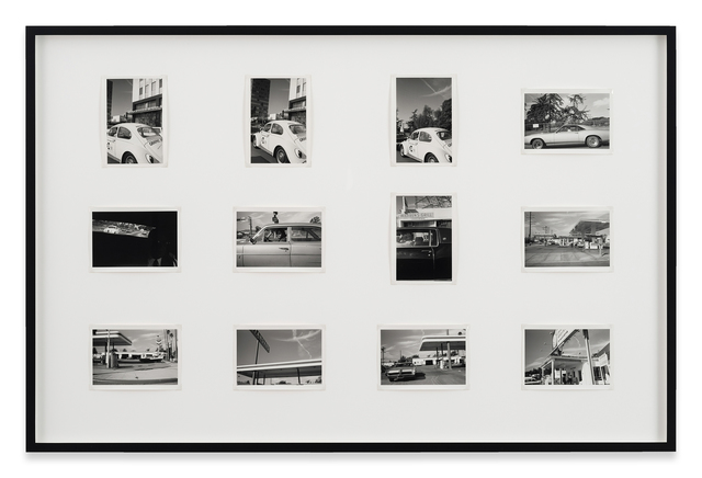Stephen Shore, 'Los Angeles, California, February 4, 1969', 1969, Photography, 12 silver gelatin prints, Sprüth Magers