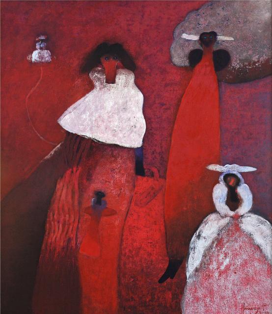 , 'De los Vuelos Misteriosos,' 2006, Ford Fine Art