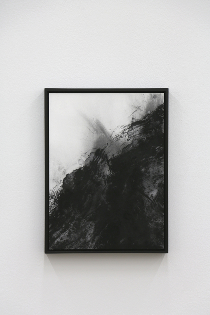 , 'Blacken White #2,' 2017, SEXAUER Gallery