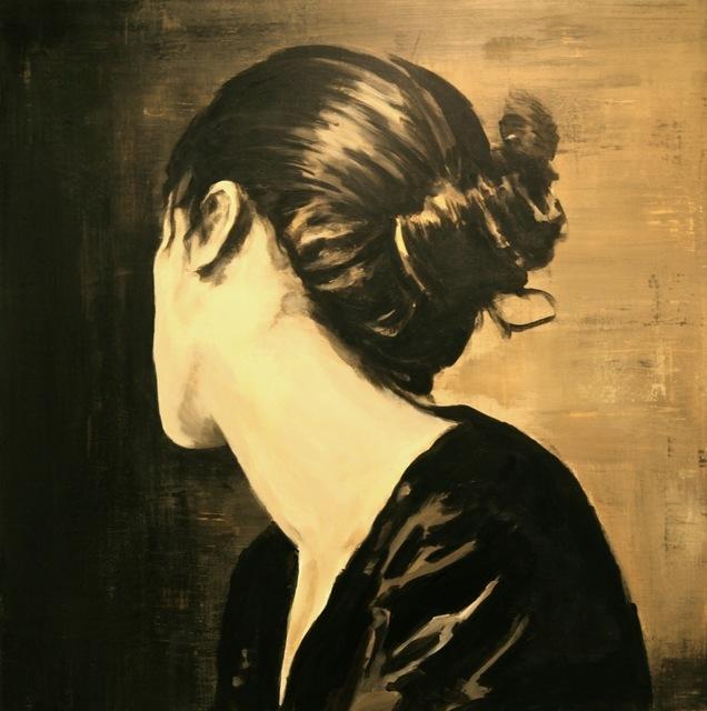 , 'Untitled Portrait,' 2013, parts gallery