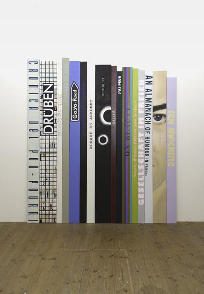 , 'Artbooks (Cronica del Pout-Pourri),' 2011, Espacio Mínimo