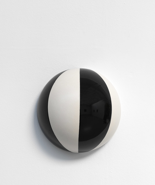 , 'tao magic no. 3 (black/white),' 2016, Galerie Fons Welters