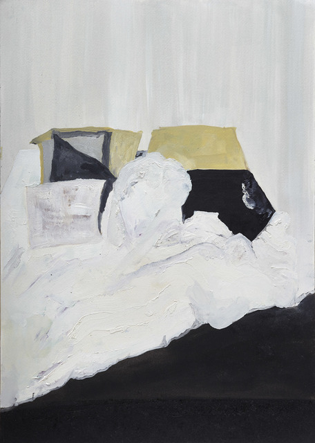 , '#3 from the serie ¨My Bed¨,' 2016, Pasto