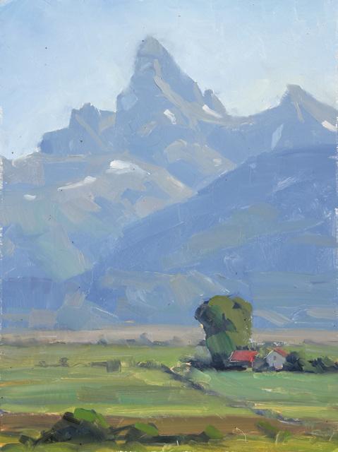 Dave Santillanes, 'Teton Valley', 2015, Abend Gallery