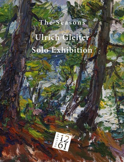 Ulrich Gleiter, 'Catalog - Ulrich Gleiter', 2017, Gallery 1261