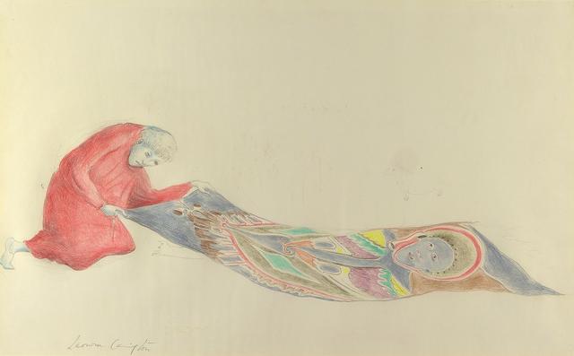 Leonora Carrington, 'Bayan', ca. 1980, Heather James Fine Art