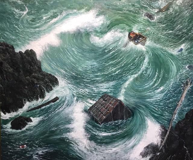 , 'Dire Straits,' 2019, Catharine Clark Gallery