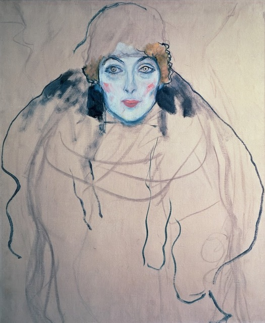 , 'Portait of a Lady,' 1917-1918, Legion of Honor