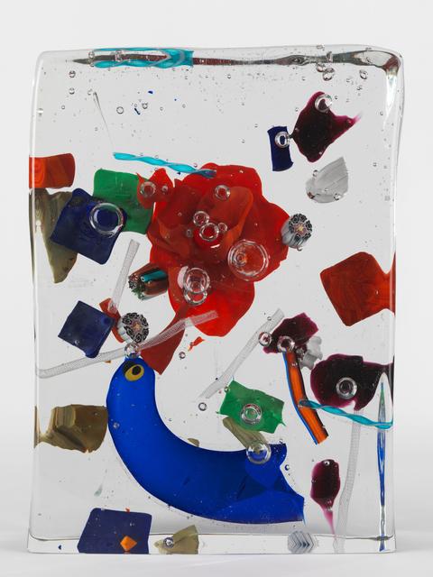 , 'Sogno Infranto,' 2011, Galerie Andrea Caratsch
