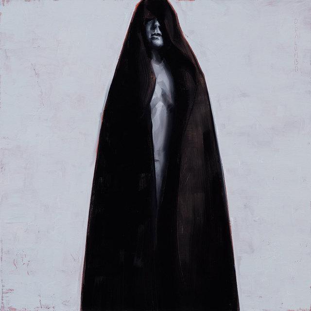 , 'Figure in Black Drapery #3,' 2017, IX Gallery